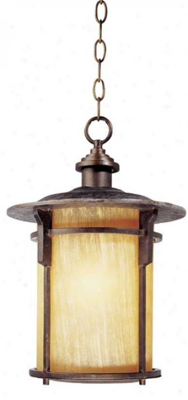 Arroyo Park Collection Hanging Outdoor Light (24610)
