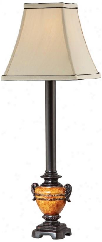 Athena Urn Buffet Lamp (51554)