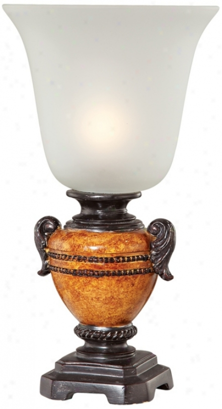 Athena Urn Uplight Table Torchiere Lamp (51731)