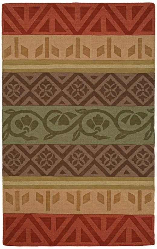 "Auckland Collectio nPinehurst Wool 2'6""x8' Runner (k8037)"