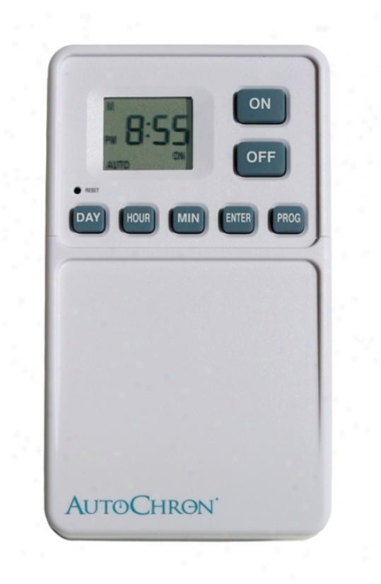 Autochron Wireless Wall Switch Timer (r1151)
