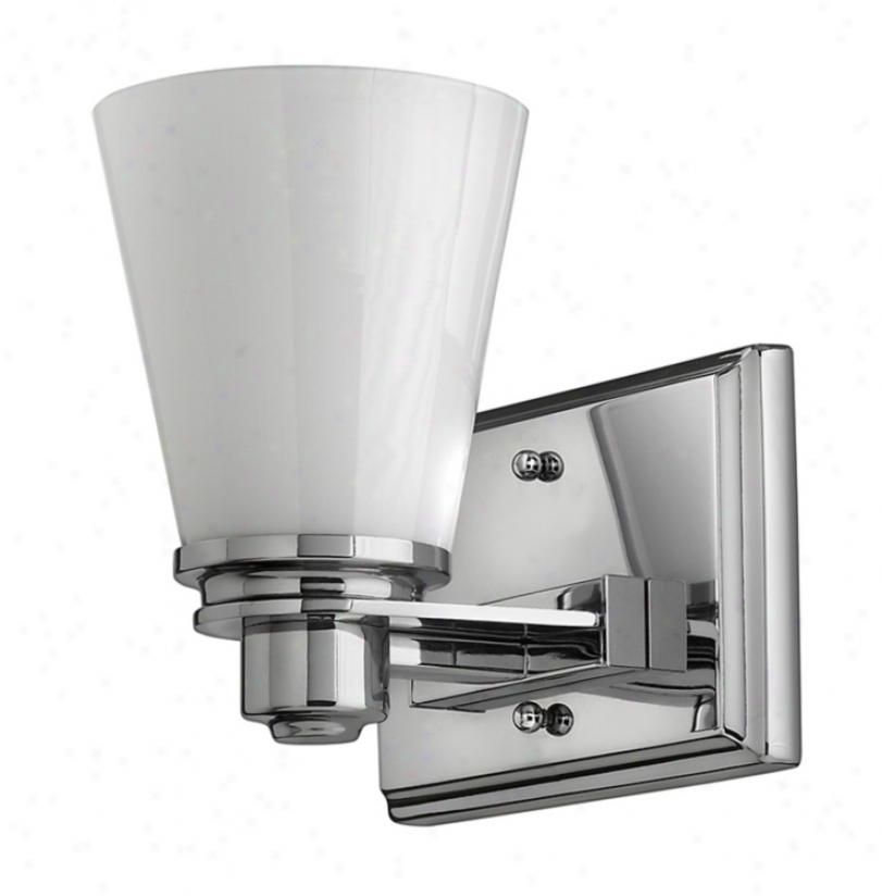 "Avon Collection 7 1/4"" Wide Bathroom Light Fixture (58712)"
