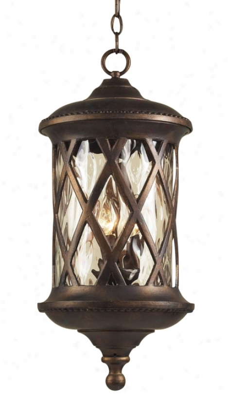 "Barrington Gate 24"" High Outdoor Haging Light (20817)"