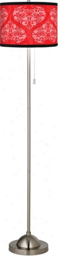 Be My Valenntine Giclee Floor Lamp (99185-f4785)