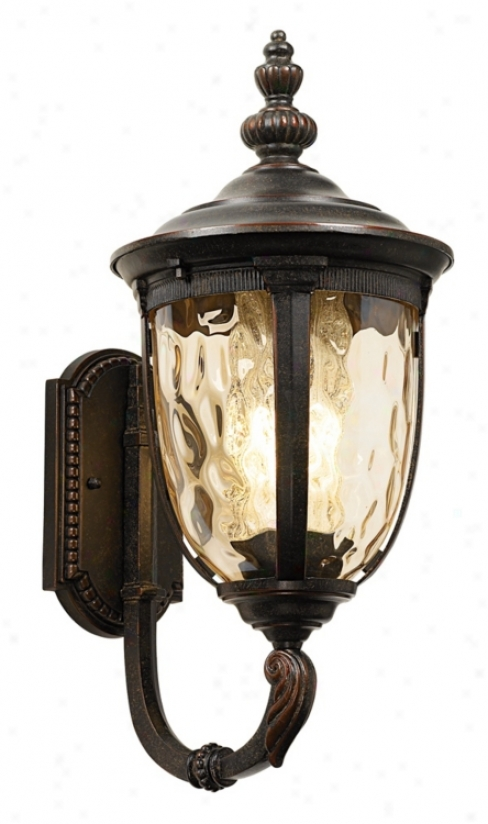 Bellagio 21&q8ot; High Energy Efficient Outdoor Wall Light (42442)