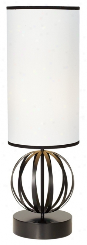 Bellini Open Ball Table Lamp (p7665)