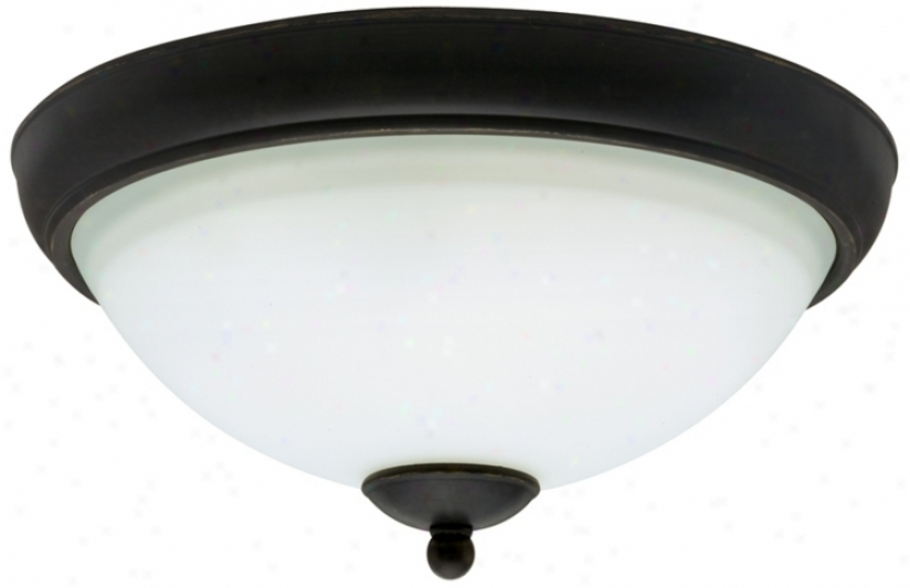 Blackwell Wicked Bronze Energy Star® Ceiling Light (h9638)