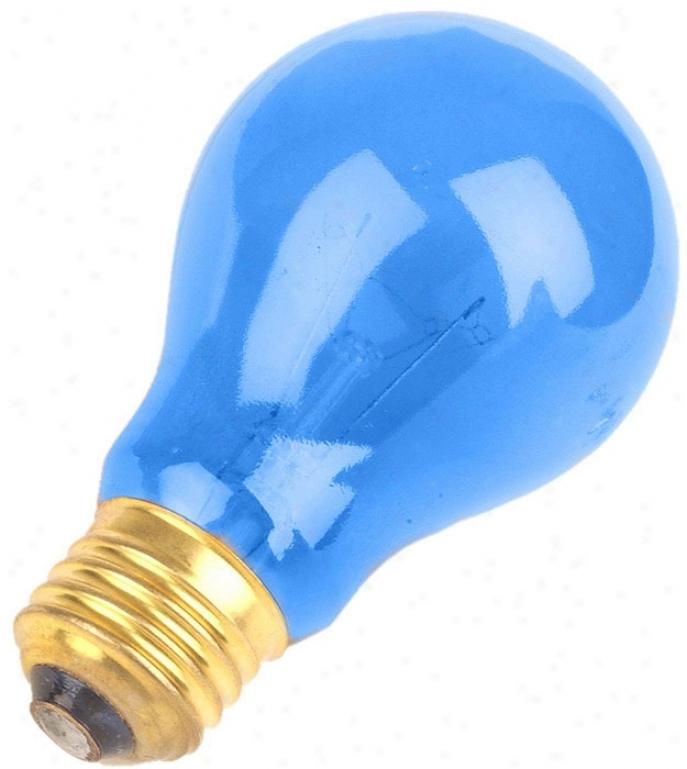 Blue 25 Watt  Participator Light Bulb (78294)