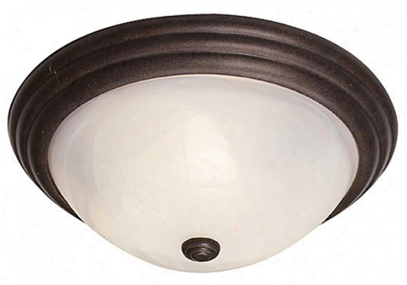 "Bronze Sound 11"" Wide Ceiling Light Fixture (12548)"
