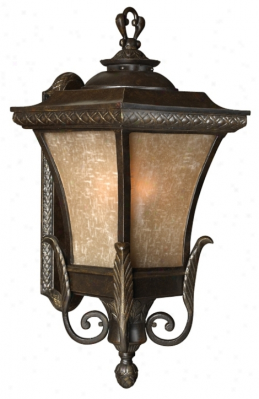 "Brynmar Collection 27"" Great Outdoor Wall Light (46541)"