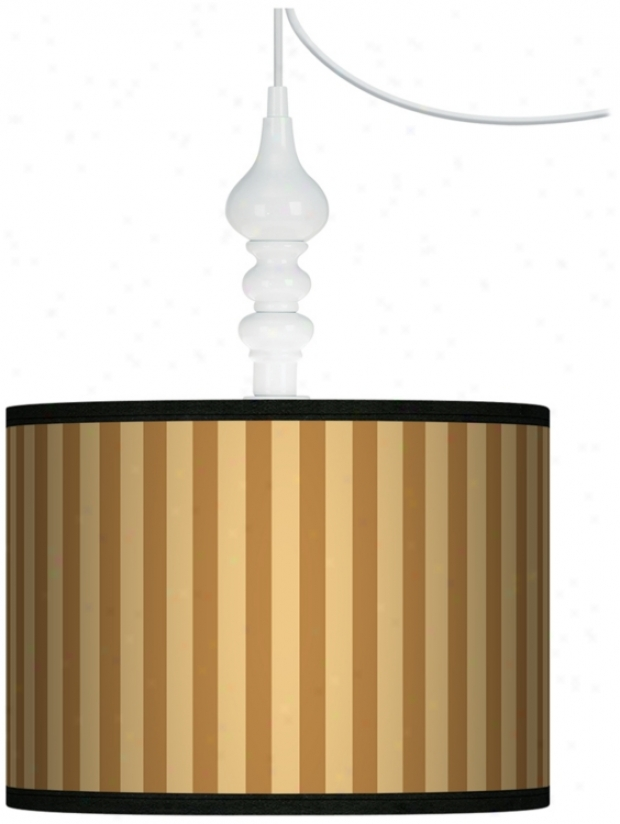 "Butterscotch Vertical 13 1/2"" Wide White Swag Chandelier (k3341-k7363)"