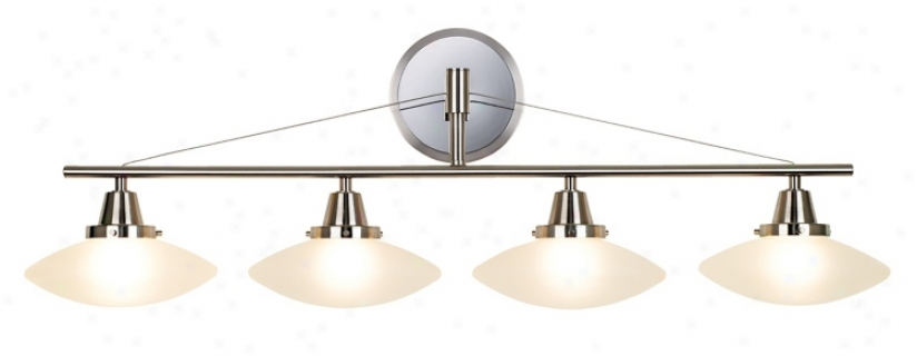 "Cable Suspension 35 3/4"" Wide Bathroom Light (51002)"