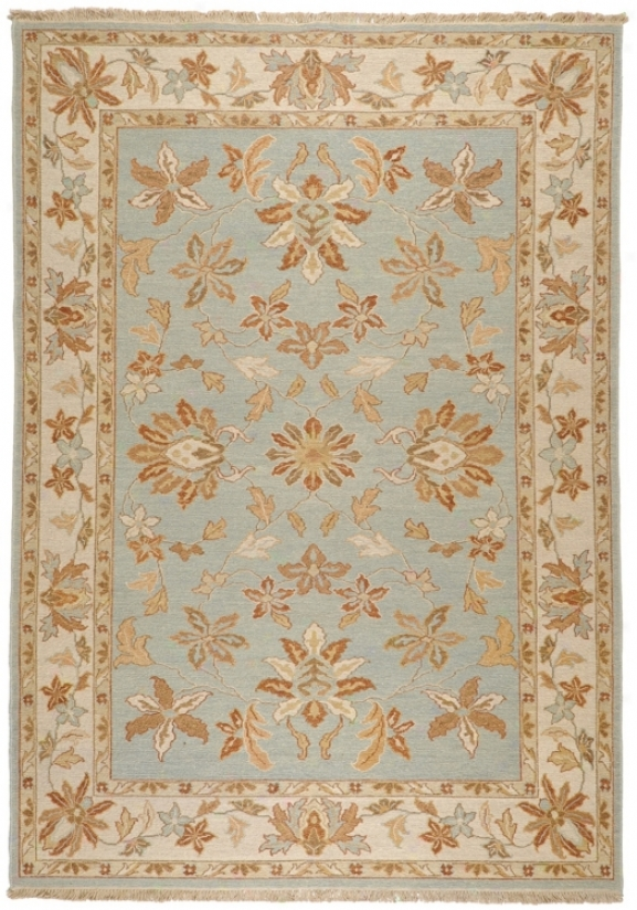 Cambria Collection Woodside Green Area Rug (n1222)