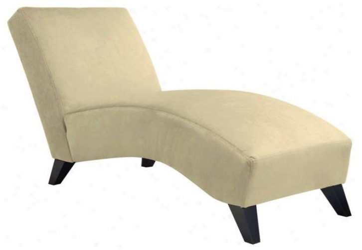 Cameron Beige Armless Chaise (p0606)