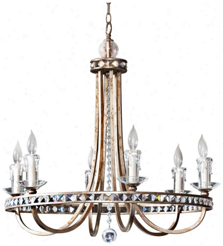 Candice Olson Aristocrat 6-light Chandelier (k8812)