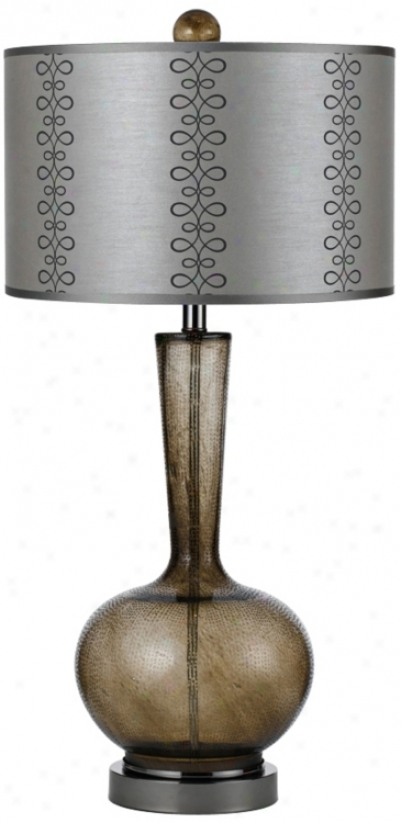 Candice Olson Loopy Table Lamp (r5145)