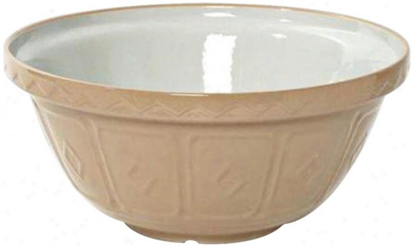 Cane 7 3/4 Quart Mason Cash Mixing Bowl (v9363)