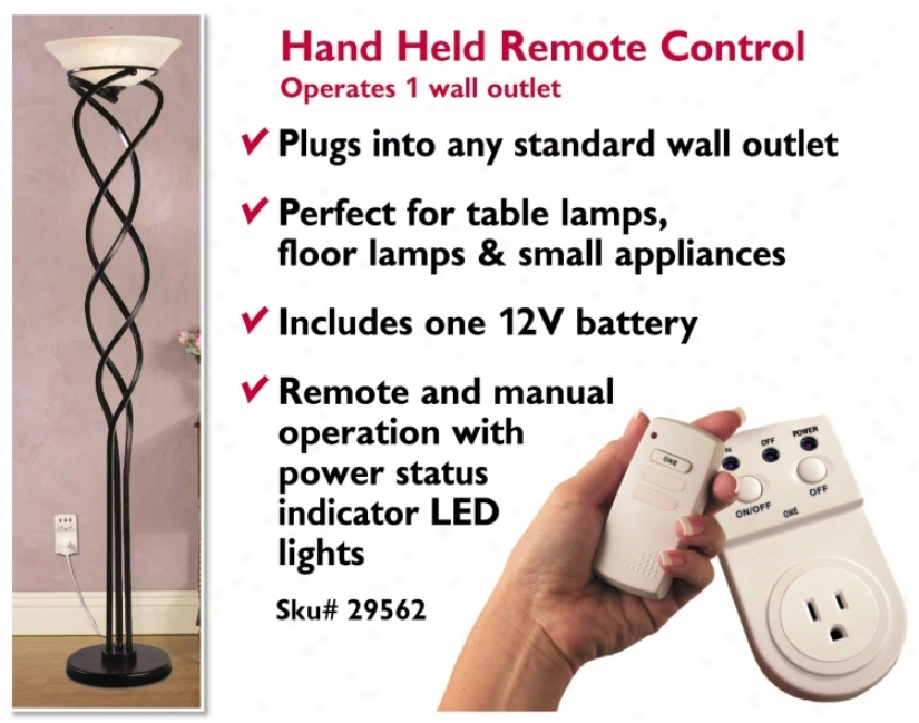 Casa Ez-control Wireless Remote (29562)