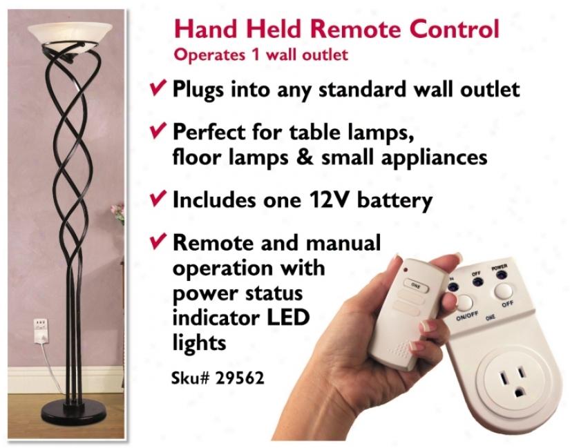 Casa Ez-control Wireless Remote (29562)