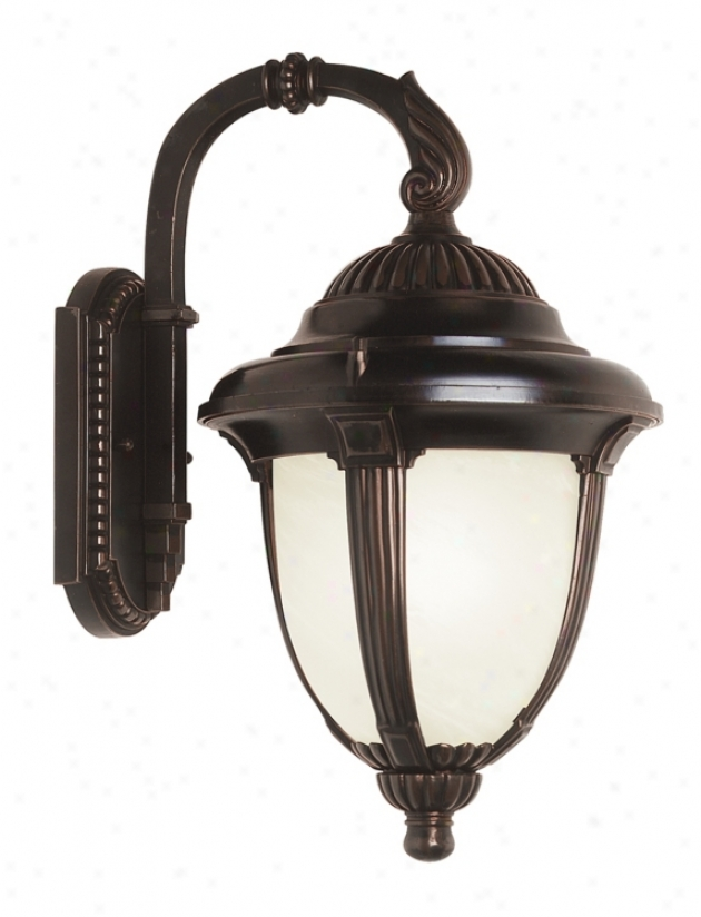 "Casa Sorrento™ 14 1/2"" High Outdoor Wall Light (43927)"