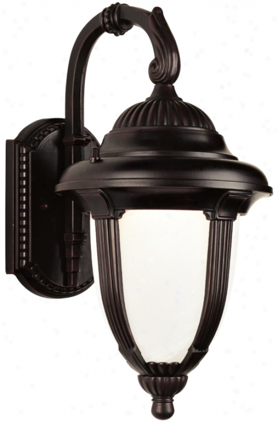 "Casa Sorrento™ 23"" High Bronze Outdoor Wall Light (54699)"