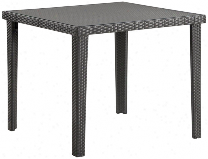 "Cavendish 35 1/2"" Square Table (r8249)"