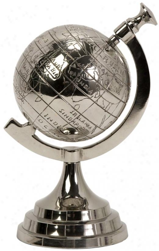 Celio Aluminum Globe (t9916)