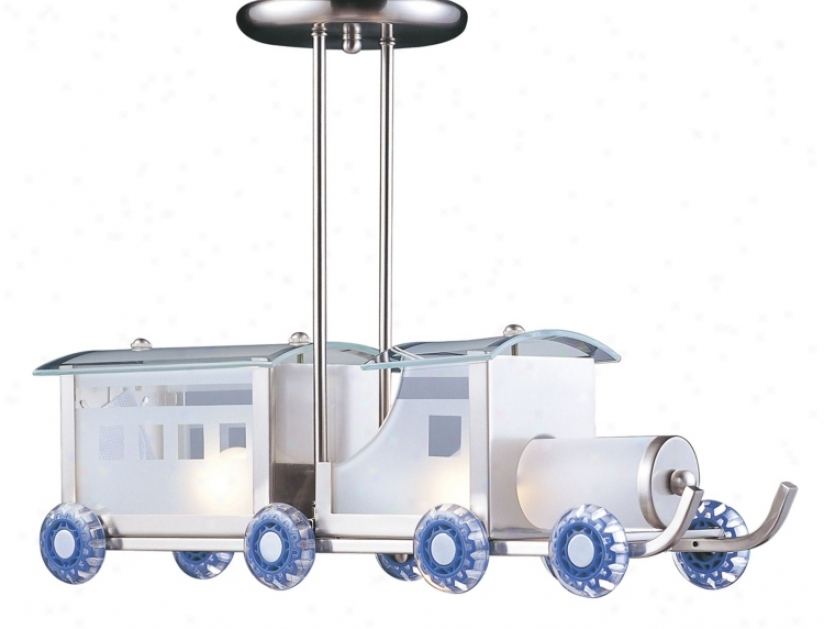 Choo Choo Train Pendant Chandelier (40338)