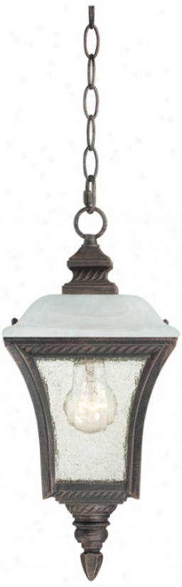 "Collings Collection 14 3/4"" High Outdoor Hanging Light (p5532)"