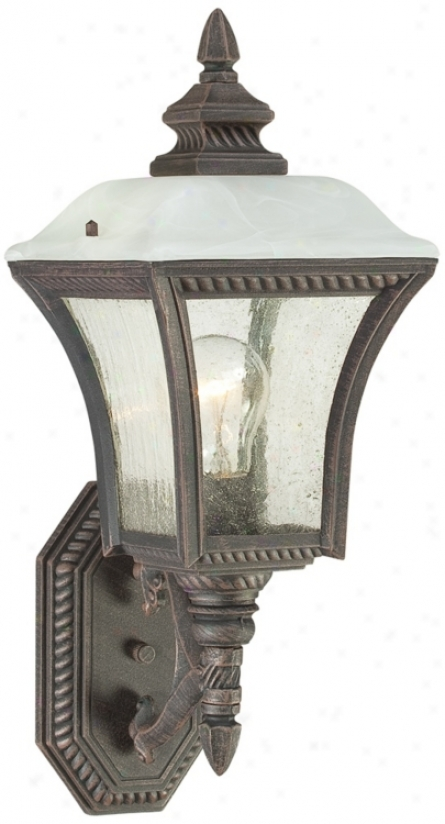 """Collings Colledtion 18"""" High Outdoor Wall Light (p5533)"""