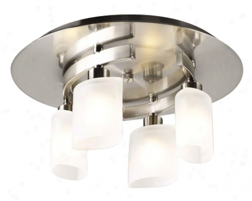 "Contemporary Cluster 13"" Wixe Ceiling Light Fixture (29355)"