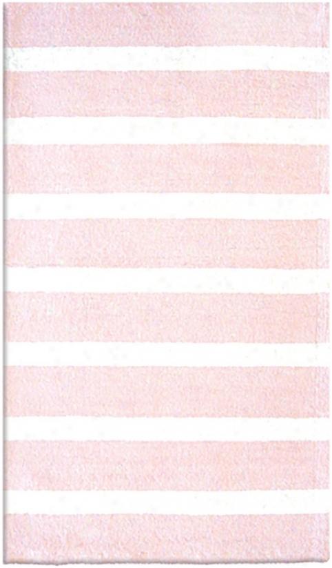 Cooacabana Pink Area Rug (f4301)