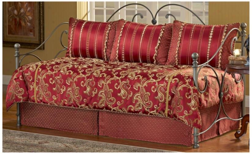 Crwwford 5-piece Twin Daybed Bed Regular (u1218)