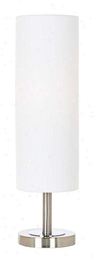 Cylinder Shade Table Lamp (62902)