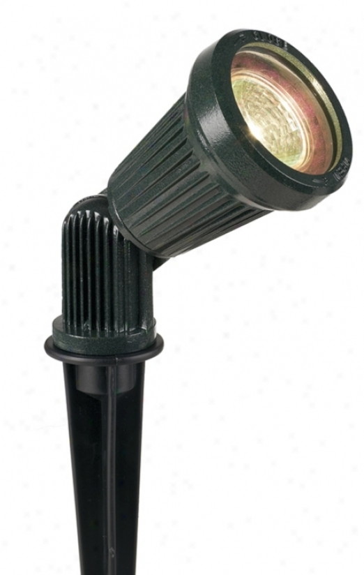 Dabmar Green Landscape Spot Light (83052)