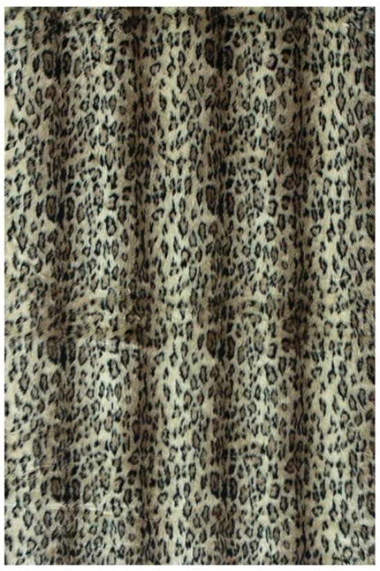 Dana Da-02 Cheetah 3'x5' Area Rug (v9024)