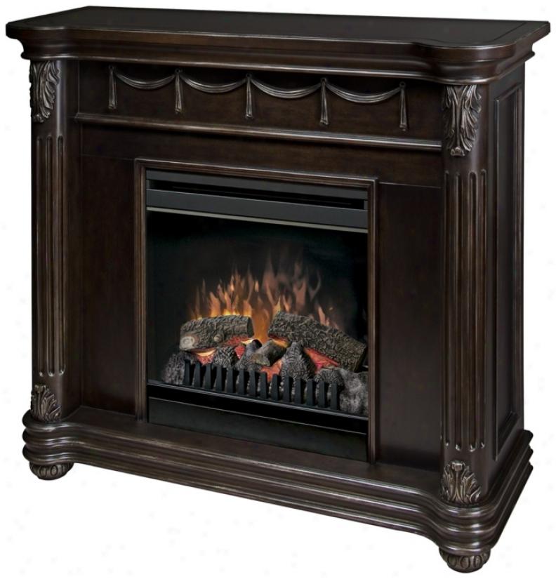Dimplex Rome Electric Fireplace (u1134)