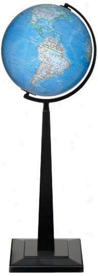 "Discovery Northampton Blue Ocean 38"" High Floor Globe (w2906)"