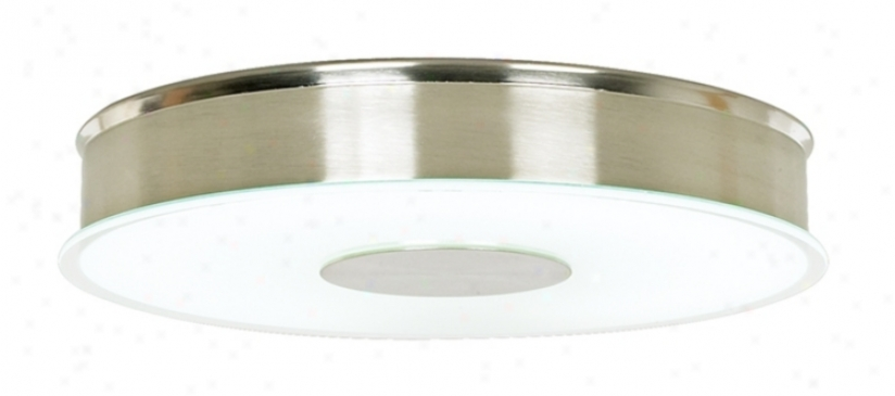 "Disk Collection Energy Star® 10 1/2"" Wide Ceiling Light (90893)"