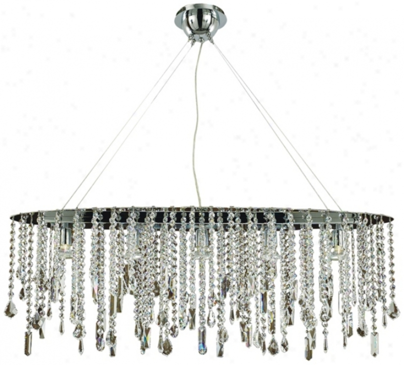 "Divine Chill Collection 38"" Wide Ceiling Pendant Light (w0505)"