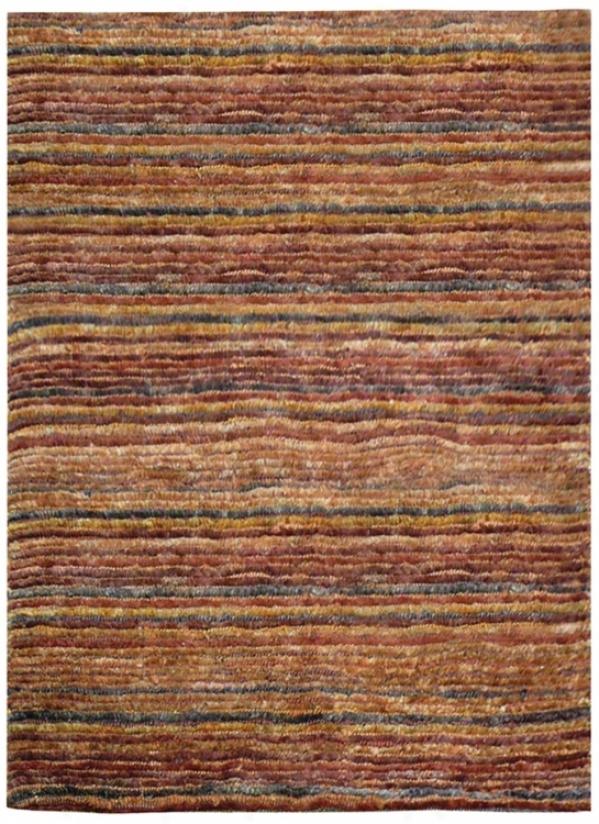 Ecogance Multicolor Area Rug (g2047)