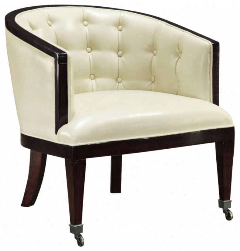 Ecru Holguin Tub Chair (t3346)