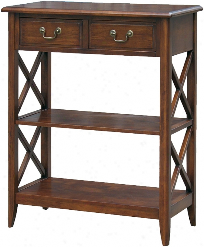 Eiffel Traditional Accent Storage Stand (h2289)