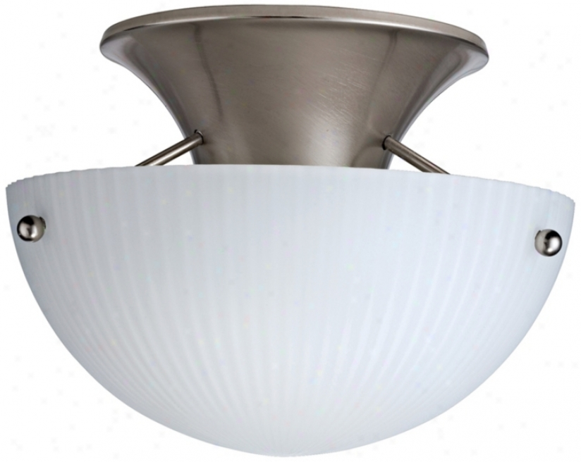 """Elliptis Collection Capacity of work Star 8 3/4"""" Wide Ceiling Light (h9673)"""