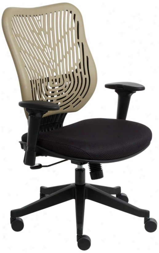 Epicc Latte Spaceflex® Back Office Chair (v3660)