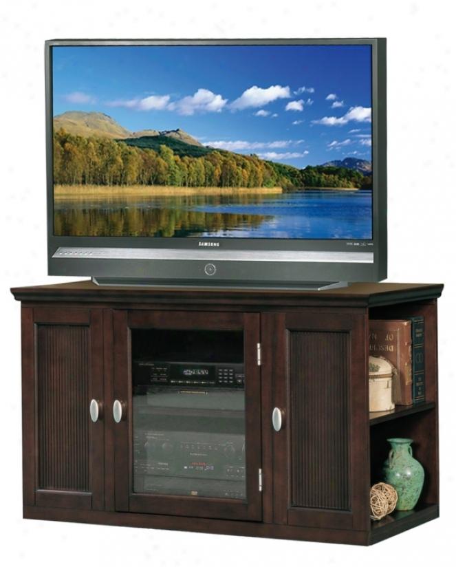 """Espreesso Wood 42"""" Wide Television Console (m9348)"""