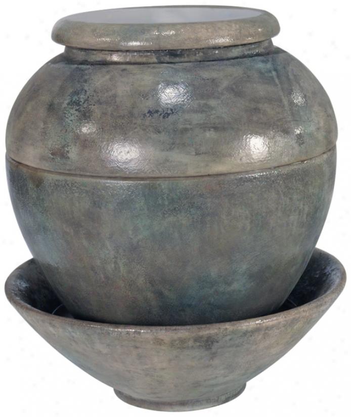 Europhora Jar Fountain (87369)