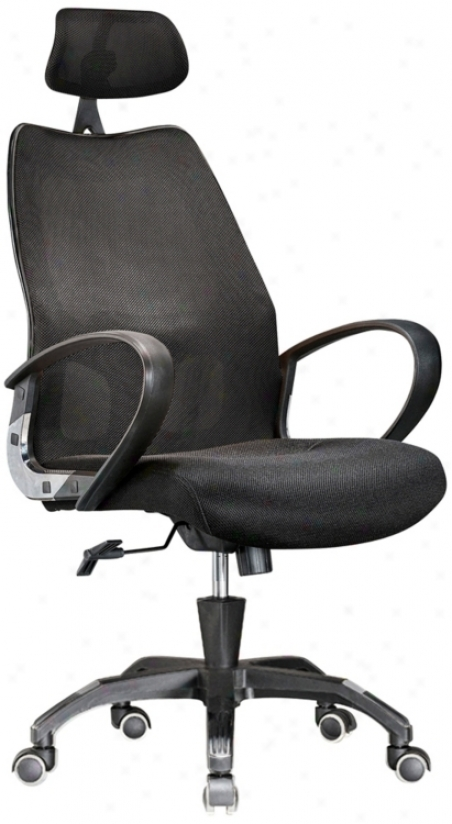 Executive Mourning Fully Adjustable Place of business Chair (p5439)
