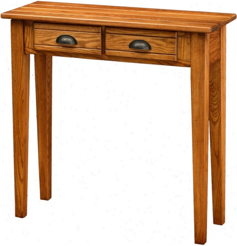 Favorite Finds Two Drawer Console Table (k3052)
