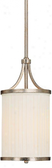 Fifth Avenue Collection Winter Gold Finish Pendant Light (r7529)